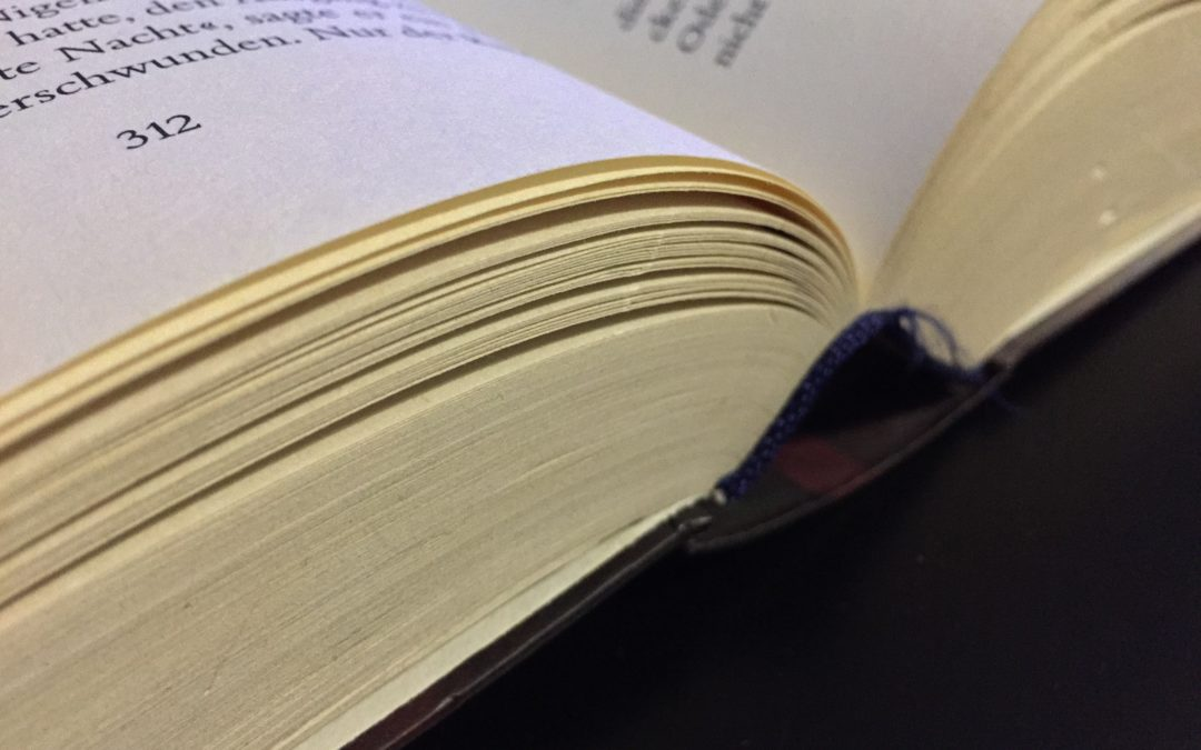 Das gute Buch – Gedicht