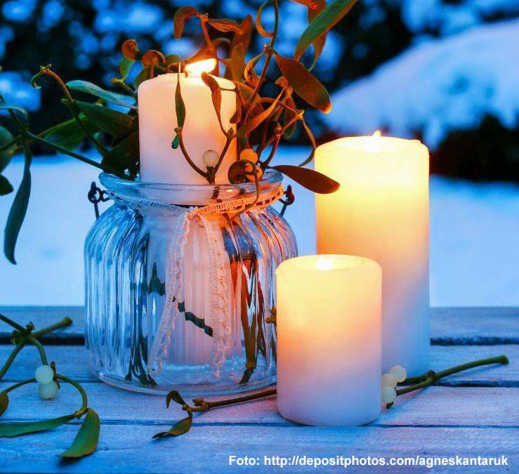 Licht zum Advent – Kurzgedicht