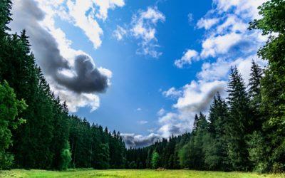 Die kleine Wolke – Kindergedicht